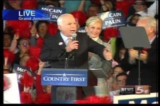KREX-TV McCain Live